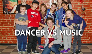 Dancer vs Music в антикафе El Contrabando