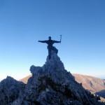 гора Оштен, Республика Адыгея