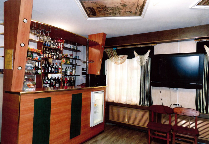 Кафе Банкир в Белорецке