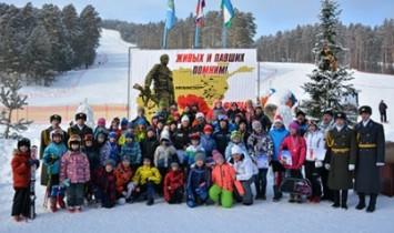 В ГЛЦ «Мраткино» прошли соревнования «Живых и павших помним!»