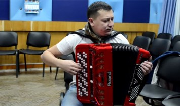 Белоречане Рустам Хафизов и Екатерина Кускова приняли приняли «Творческий вызов»