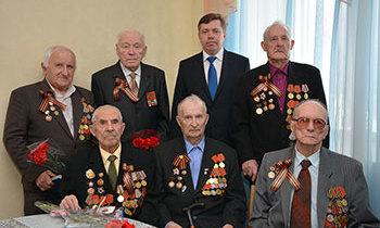 В Белорецком районе фронтовики получили юбилейные награды
