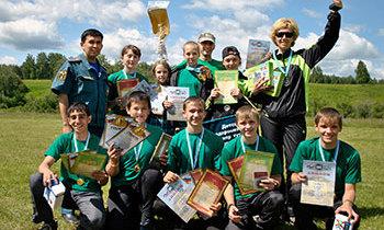 Белорецкие школьники стали победителями республиканских соревнований «Школа безопасности»