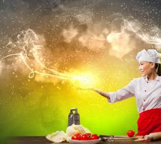 Арт кухня. Творчество в ресторанном бизнесе