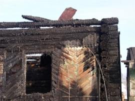 Пожарно-спасательные подразделения МЧС России ликвидировали пожар в г. Белорецк, СНТ «Царское село»