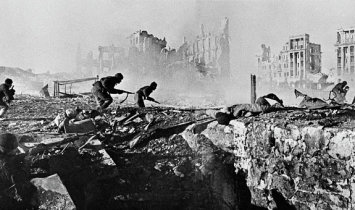 2 февраля — День разгрома немецко-фашистских войск в Сталинградской битве