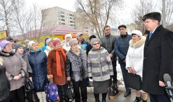 В Белорецке прошел сход граждан по определению наказов партийного проекта «Реальные дела»