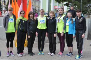 Женская команда БМК - победитель