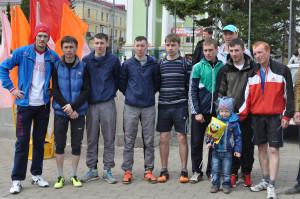 Команда БМК -1 - победитель