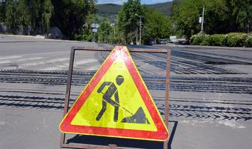 В Белорецке полным ходом идут дорожные работы