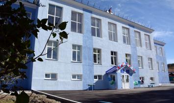 В Белорецком районе после капитального ремонта открылась средняя школа