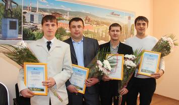 Сотрудники БМК представили проекты по модернизации