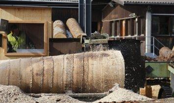 В Белорецке работник пилорамы погиб, попав под пилу