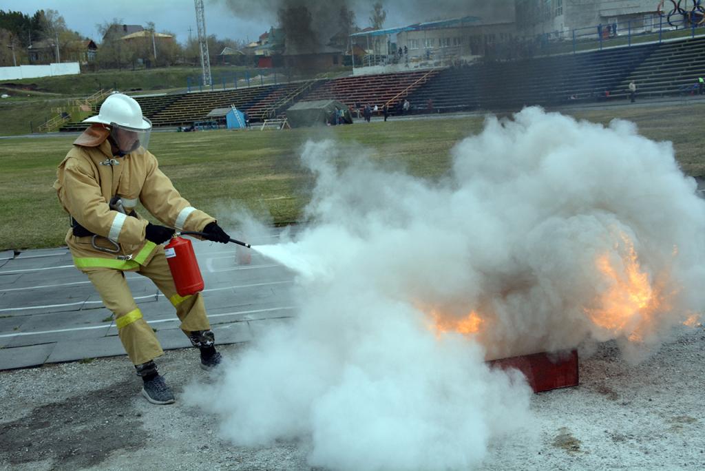 Пожарный дозор в Белорецке