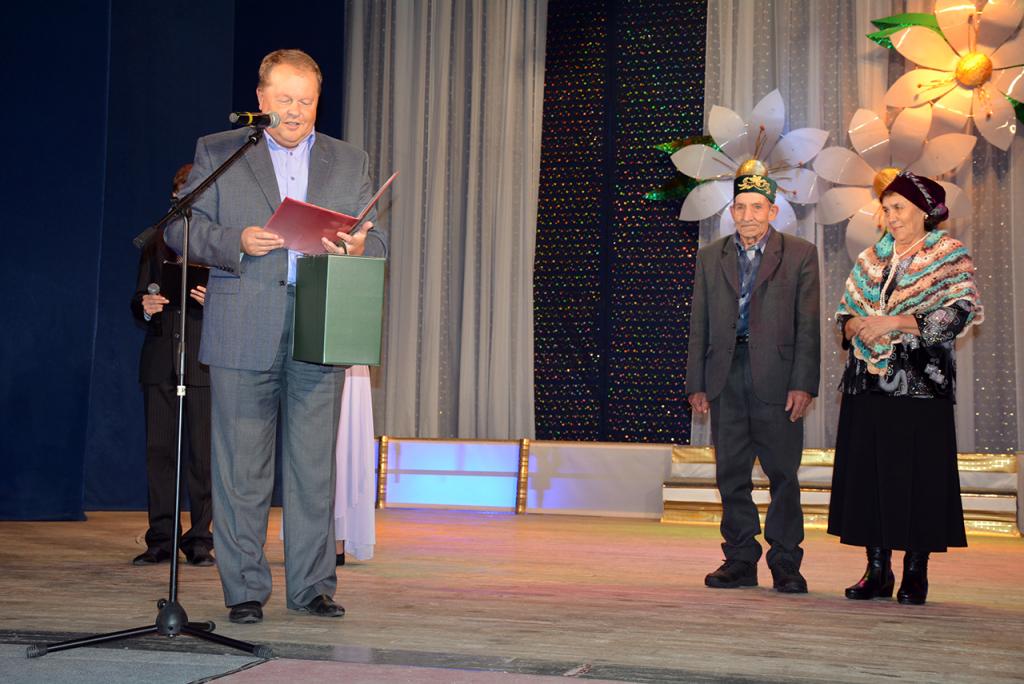 В Белорецке прошел праздник мудрости и уважения