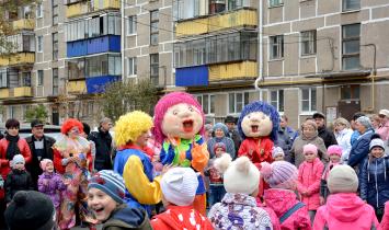 В Белорецке состоялся праздник двора в рамках проекта «Городская среда»