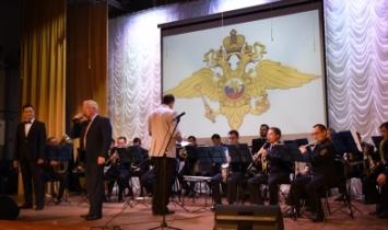 Оркестр МВД по Республике Башкортостан побывал в Белорецке